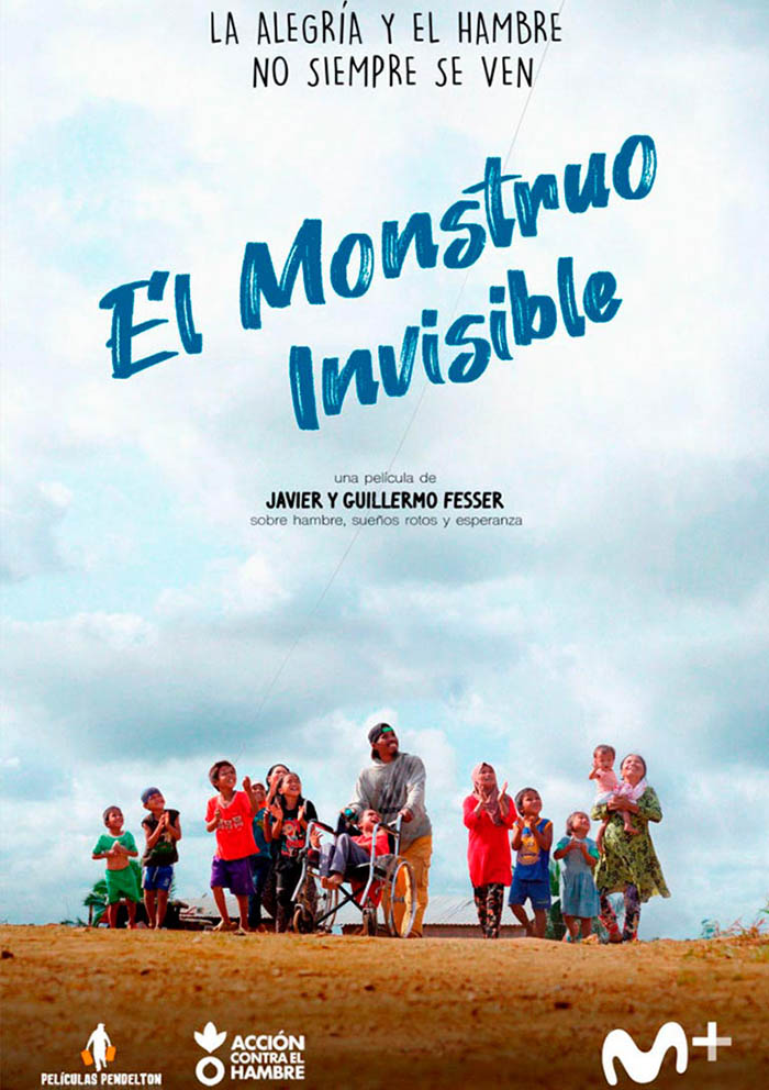el mounstro invisible